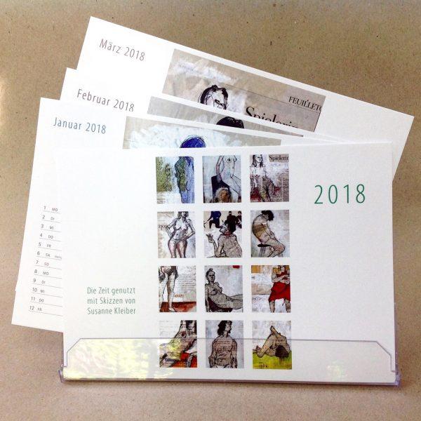 Kalenderbox 2018